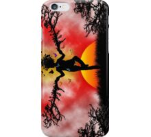 Nature Girl iPhone Case/Skin