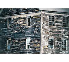 Memories Dilapidated Photographic Print