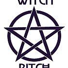 Witch Bitch by nach-o-kid