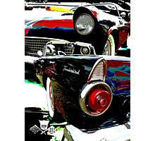55 Thunderbird Photographic Print