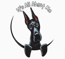 Great Dane Its All About Me by offleashart