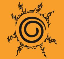 Naruto Four Symbols Seal  by jjdesigns