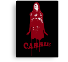 """Carrie"" Canvas Print"