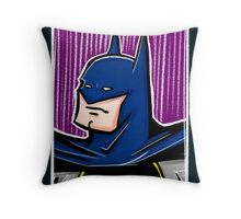 Dark Night Throw Pillow