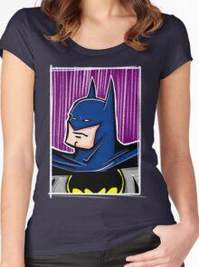 Dark Night Women's Fitted Scoop T-Shirt