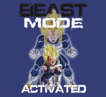 Beast Mode - Vegeta by Cemre61