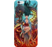 SheVibe Ride BodyWorx by Sliquid Cover Art iPhone Case/Skin