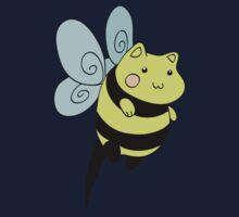 Cat Bumblebee Kids Clothes