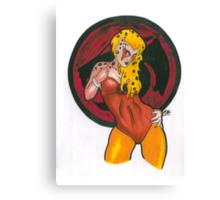 Cheetara Canvas Print