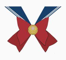 Sailor Moon Bow & Collar (Series 1) T-Shirt