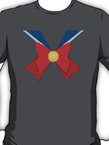 Sailor Moon Bow & Collar (Series 1) T-Shirt
