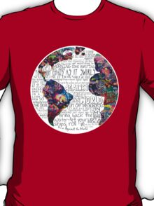 Us Against The World T-Shirt