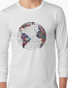 Us Against The World Long Sleeve T-Shirt