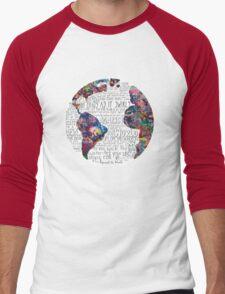 Us Against The World Men's Baseball ¾ T-Shirt