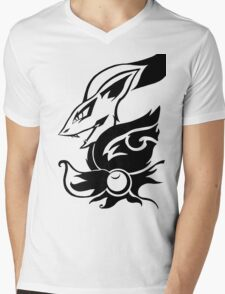 Zoroark Mens V-Neck T-Shirt