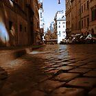 Rome Cobblestones by John Papaioannou