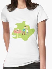 georgie porgie Womens Fitted T-Shirt