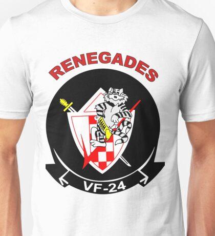 VF-24 Renegades Patch Unisex T-Shirt