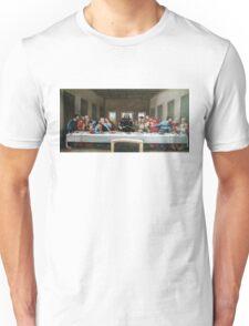 The Last Legendary Supper  Unisex T-Shirt