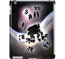 Time Warp - Returning To The Mother Ship iPad Case/Skin