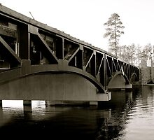 Bridge over troubled water by malipsey
