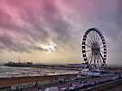 Brighton Seafront - HDR by Colin J Williams Photography
