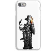 Skulduggery Pleasant iPhone Case/Skin