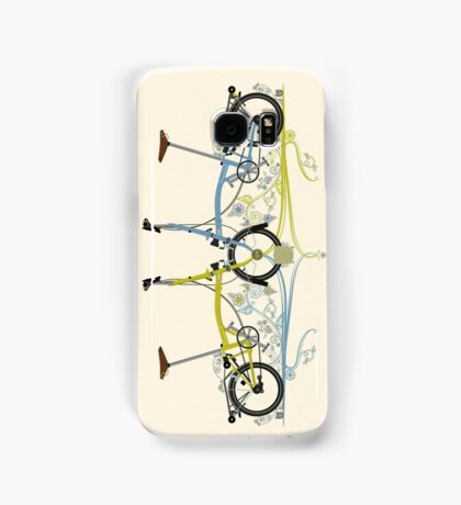 Brompton Bicycle Samsung Galaxy Case/Skin