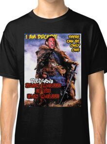 HIGHLANDER SHAUN McCLOUD DUCKEYE Tshirt Classic T-Shirt