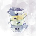 Teacups by randoms