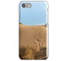Chasing Kangaroos iPhone Case/Skin