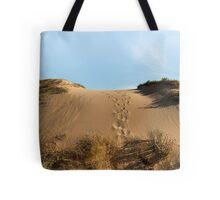 Chasing Kangaroos Tote Bag