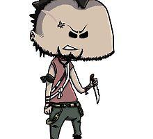 Vaas - Far Cry 3 by dorianvincenot