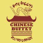 Pit & Piggy's Chinese Buffet by MastoDonald