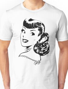 Vintage Gal Unisex T-Shirt