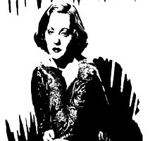 Tallulah Bankhead Is Wondering by Museenglish