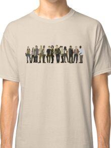 The Walking Dead Cast 2015/16 Classic T-Shirt
