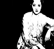 Tallulah Bankhead Is Second Guessing by Museenglish