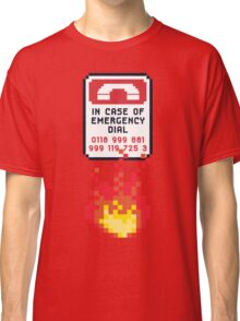 For Better Looking Responders Dial... Classic T-Shirt