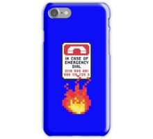 For Better Looking Responders Dial... iPhone Case/Skin