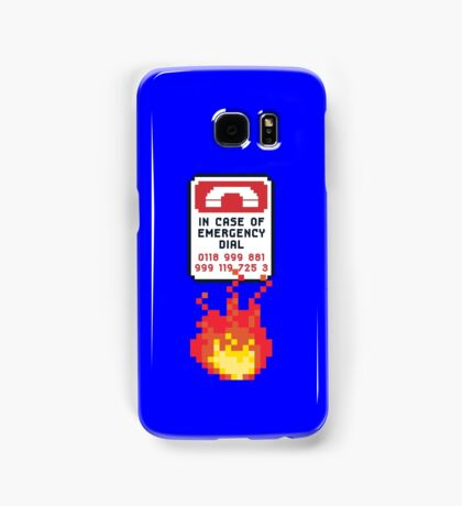 For Better Looking Responders Dial... Samsung Galaxy Case/Skin