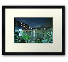 Barton Mill Framed Print