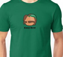 Fuzzy Man Peach Unisex T-Shirt