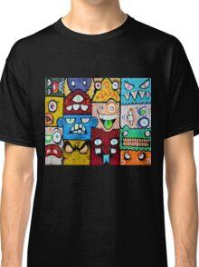 Graffiti new york Classic T-Shirt