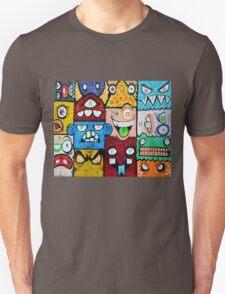 Graffiti new york Unisex T-Shirt