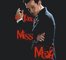 Miss Me? by Lauri Wohlscheid