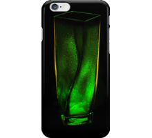 Something a little different in green! iPhone Case/Skin