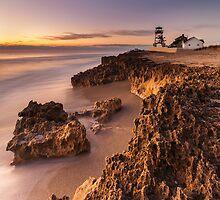 Pastel Sunrise by PeaceInArt