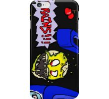 PACing Dead iPhone Case/Skin
