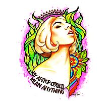 My Artpop Could Mean Anything Photographic Print